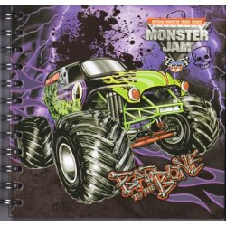 "Notes ""Monster Jam"" I"